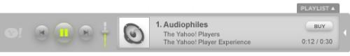 Yahoo! Media Player