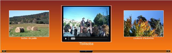 jQuery Multimedia Portfolio